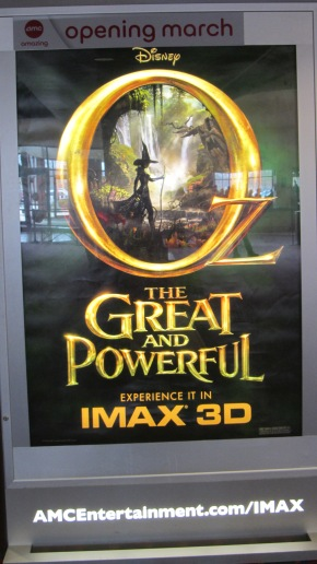 Oz the Great and Powerful, a Truly Great Film
