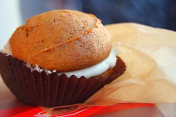 Brooklyn Bites:  Pumpkin Whoopie Pie at Baked in RedHook